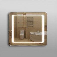 Зеркало 311ск с LED подсветкой 9,6 Вт/м 70 х 80 см с сенсорным выключателем