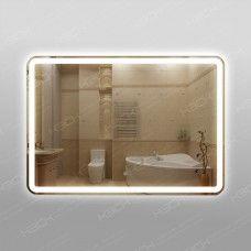 Зеркало CLEARVISION  CL348ск с LED подсветкой 9,6 Вт 70 х 100 см с сенсорным выключателем
