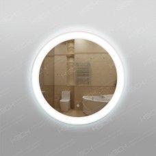 Зеркало 337ск с LED подсветкой 9,6 Вт/м круглое 60 см с сенсорным выключателем