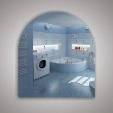 Зеркало  45901 45х40 см арка