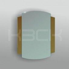 Зеркало 45218 59 х 46 см с бронзовыми вставками