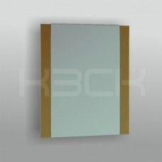 Зеркало  45224 67х52 см с бронзовыми вставками
