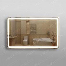 Зеркало  CLEARVISION CL348ск с LED подсветкой 9,6 Вт/м 60 х 100 см с сенсорным выключателем