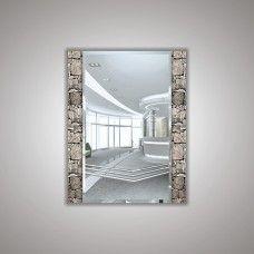 Зеркало 45605 67х52 см декорированное