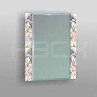 Зеркало 45667 67х52 см декорированное