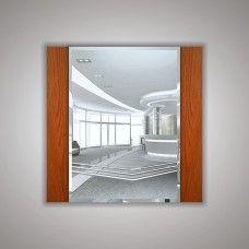 Зеркало 45671 70х70 см декорированное