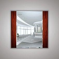 Зеркало 45672 70х70 см декорированное