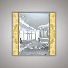 Зеркало 45682 70х70 см декорированное