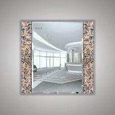 Зеркало 45689 70х70 см декорированное