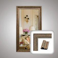 Зеркало 1283 в багетной раме 90х50 см