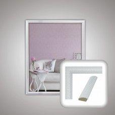 Зеркало 1290 в багетной раме 50х40 см