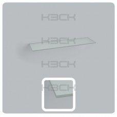 стекло - полка  50 см матовая толщина 5 мм