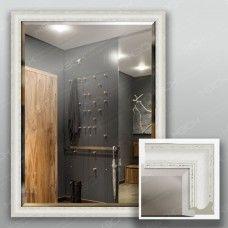 Зеркало 4121Ф в багетной раме 80х60 см универсальное