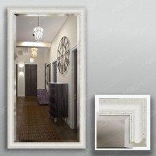 Зеркало 4121Ф в багетной раме 90х50 см с фацетом