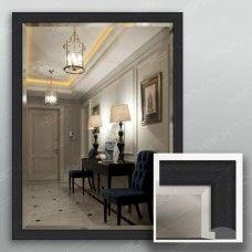 Зеркало 3718Ф в багетной раме 80х60 см универсальное