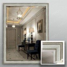 Зеркало 4325Ф в багетной раме 80х60 см универсальное