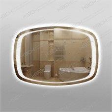 Зеркало 560ск с LED подсветкой 9,6 Вт/м 70 х 100 см с сенсорным выключателем