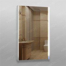 Зеркало 220сп с LED подсветкой 9,6 Вт/м 100 x 70 см с сенсорным выключателем